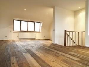C & L Services Oak Flooring