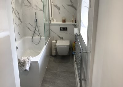 Strong, Sleagill, Bathroom Refurbishment